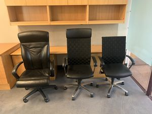 office chairs ( sillas de oficina) for Sale in Sunnyvale, CA