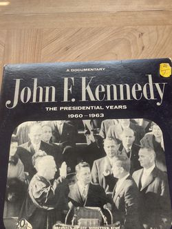John F. Kennedy Documentary Record 1960-1963 for Sale in Lutz,  FL