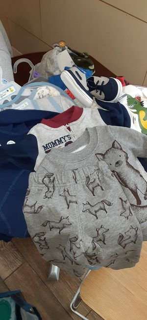(LOT) Baby boy clothes for Sale in Winston-Salem, NC