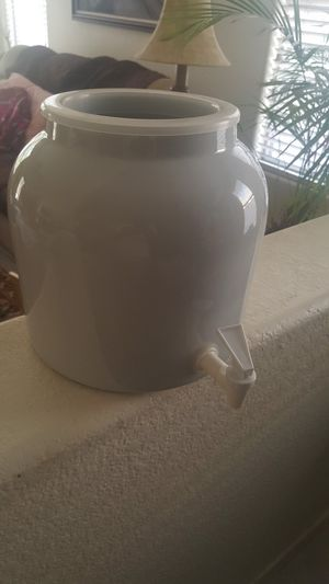 Ceramic water dispenser for Sale in Chandler, AZ