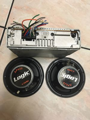 Stereo sony for Sale in Moreno Valley, CA