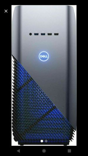 Dell Inspiron 5676 Gaming Desktop 32gb Ram for Sale in Palm Bay, FL