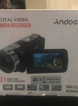 Digital Video Camera Recorder for Sale in Portsmouth,  VA
