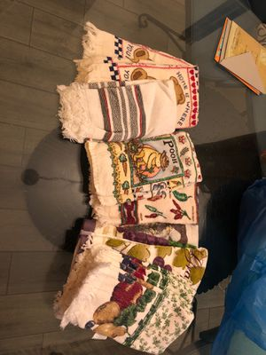 11 assorted hand/kitchen towels for Sale in Phoenix, AZ