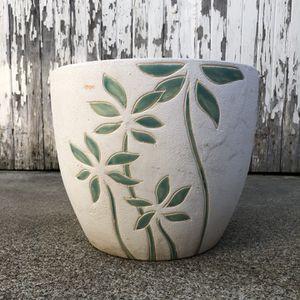 """11"""" Ceramic Flower Pot for Sale in South Pasadena, CA"""