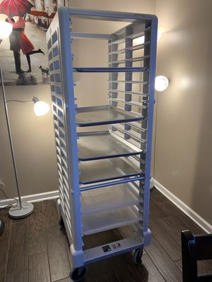 Rubbermaid maid bakers rack for Sale in Murfreesboro, TN