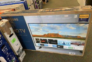 "Samsung 50"" 4K smart tv ! Liquidation sale!! 👍🙏👍🙏👍👍👌🙏 FQ G for Sale in Buena Park, CA"