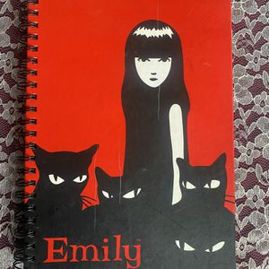 Emily The Strange Spiral Notebook/journal for Sale in Los Angeles, CA