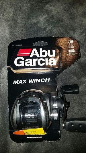 Abu Garcia Max Winch for Sale in Dallas, TX