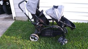 Double stroller $75.00 for Sale in Humble, TX