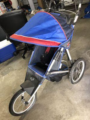 Shwinn jogging stroller collapsible for Sale in Victorville, CA