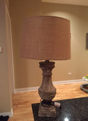 Table lamp for Sale in Chicago, IL