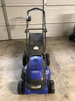 Kobalt 40V Cordless Lawnmower for Sale in Austin, TX