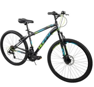 """Huffy 26"""" Nighthawk Men's Mountain Bike, Black, Assembly Required for Sale in Medford, MA"""