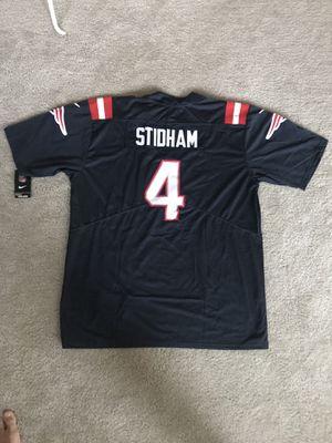 Jarrett Stidham Jersey XXL Patriots Nike New W Tags Home Jersey 🏈 for Sale in Encinitas, CA
