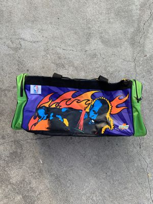 Vintage 1996 Gatorade NBA Duffle/Gym Bag for Sale in Diamond Bar, CA