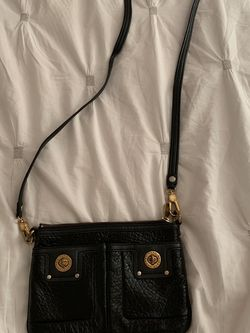 Marc Jacobs Cross Body Bag Black Patent Leather for Sale in New York,  NY