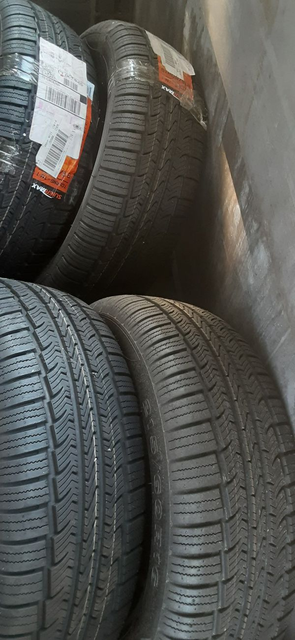Brand new tires fits subaru forester
