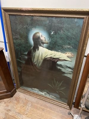Jesus picture Free for Sale in Pine Grove, PA