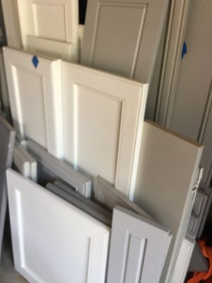 Cabinet Doors.....All Sizes $32 For All for Sale in Fresno, CA