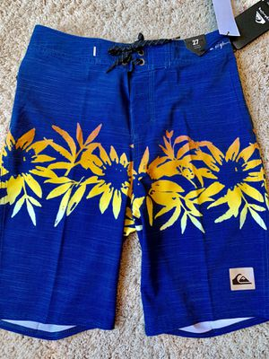 Quiksilver NEW board shorts for Sale in Lake Forest, CA