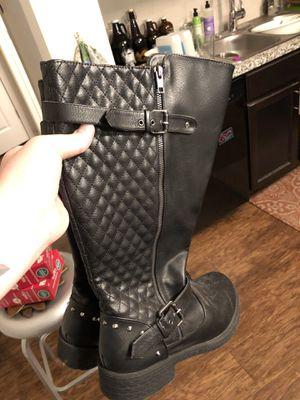 Torrid boots size 12 wide women's for Sale in Eustis, FL