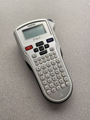 Brother PTouch Label Maker Printer Great Does not include tape cartridges or batteries. for Sale in Centennial, CO