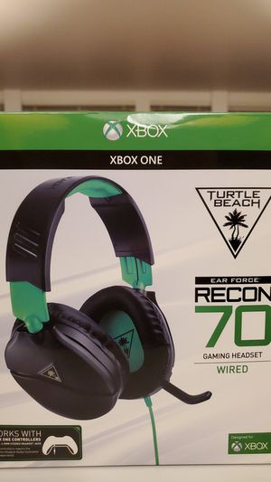 Turtle Beach Ear Force 70 headset for Sale in Issaquah, WA