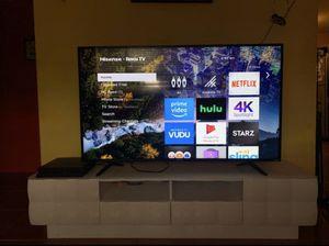 """55"" inch hisense 4K HDR tv for Sale in North Las Vegas, NV"