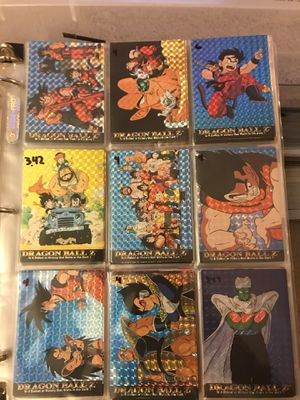 Dragonball z cards for sale for Sale in Perth Amboy, NJ