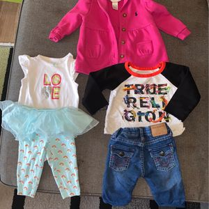 Infant Girls clothes 6-9 Months for Sale in Catonsville, MD