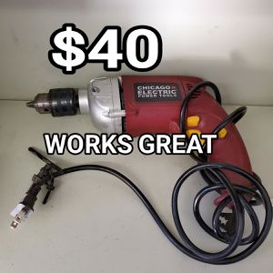 HAMMER DRILL HEAVY DUTY 1/2 INCH for Sale in Riverside, CA