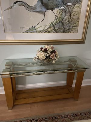 Sofa table and coffee table for Sale in Vero Beach, FL