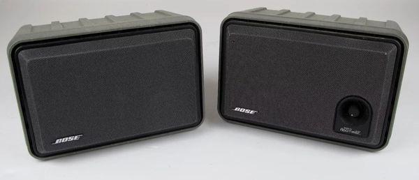 Bose roommate speakers