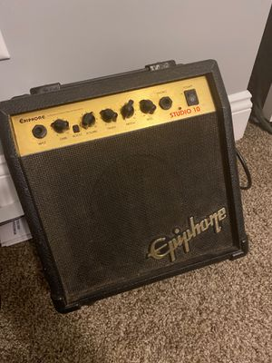 Epiphone guitar amp for Sale in House Springs, MO