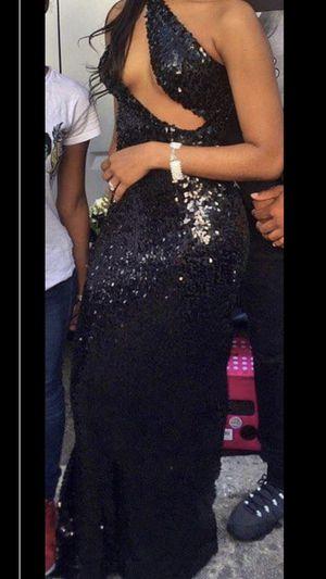 Black sequin prom dress. for Sale in Philadelphia, PA