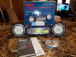RCA Stereo System new in box for Sale in North East, MD