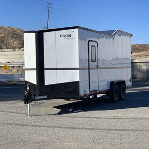 New 7.5x20 Moab Off Road UTV Enclosed Trailer for Sale in Redlands, CA