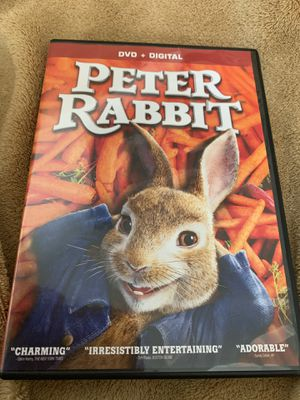 """Peter Rabbit"" DVD for Sale in West Palm Beach, FL"