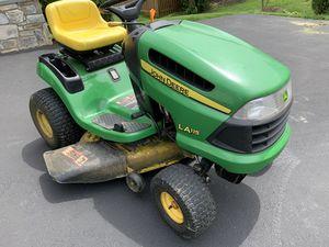 John Deere LA 115 Garden Tractor for Sale in Vienna, VA