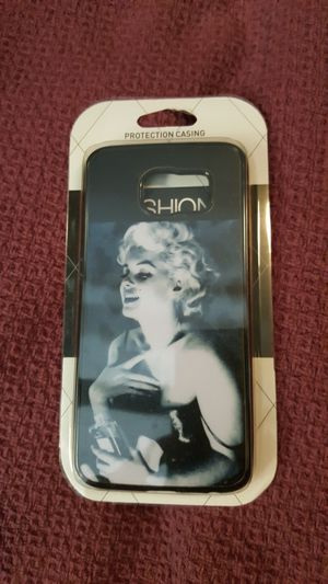 Marilyn Monroe cell phone case for Samsung Galaxy 6 for Sale in San Diego, CA