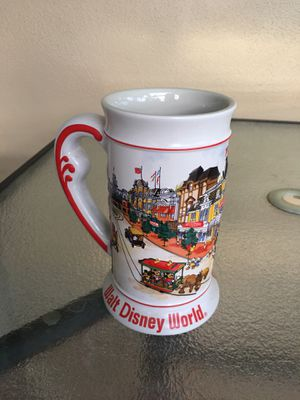 Walt Disney world stein from the estate for Sale in Safety Harbor, FL