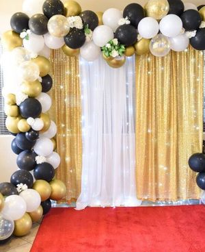 Prom backdrop and red carpet for Sale in Moreno Valley, CA