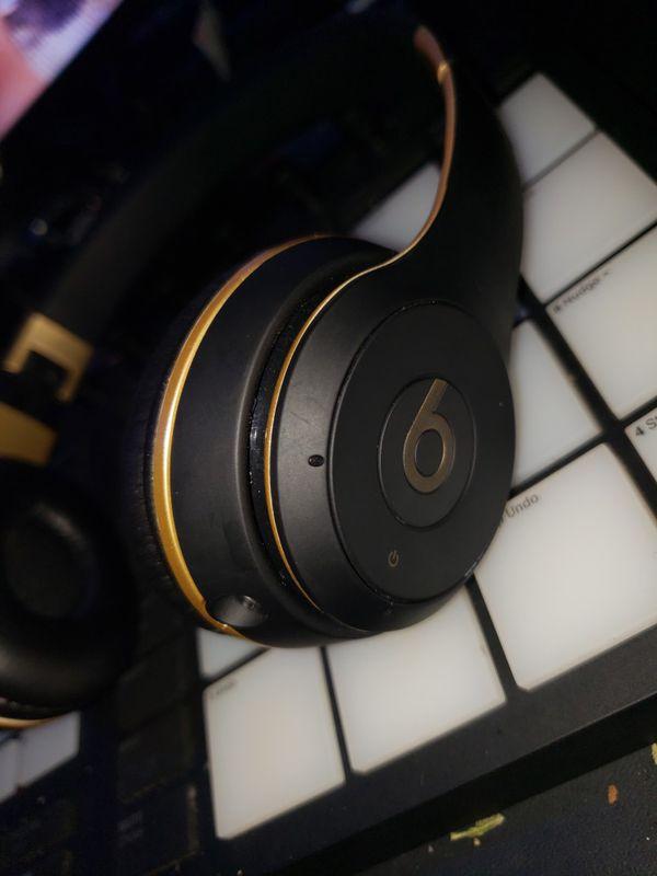 Beats by dre solo 3 wireless headphones