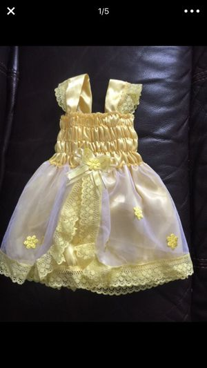 Baby girl dress made by hand for Sale in Hialeah, FL