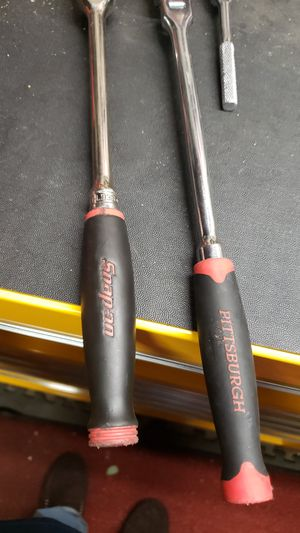 """Ratchets 3/8"""" drive 1/4"""" mac snap on pittsburgh for Sale in Bakersfield, CA"""