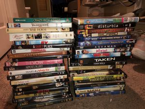 40 DVDs in great condition for Sale in Goodyear, AZ