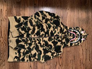 Bape shark hoodie reversible for Sale in Beverly Hills, CA