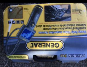 General Tools & instruments digital video inspection camera for Sale in Newark, CA