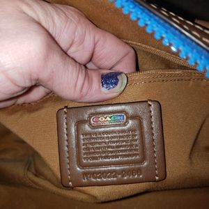 Coach Purse Real for Sale in Lockbourne, OH